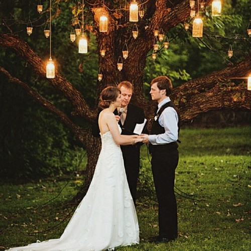 Follow these outdoor wedding ideas for a perfect outdoor wedding